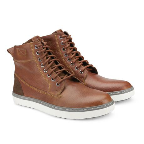 Cromwell Mid-Top Boot // Tan (US: 7.5)