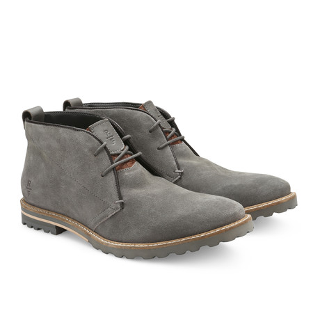 Conway Chukka Boot // Gray (US: 7.5)