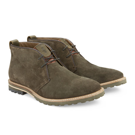 Conway Chukka Boot // Olive (US: 7.5)
