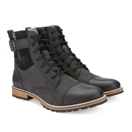 Kenton High-Top Boot // Black (US: 7.5)
