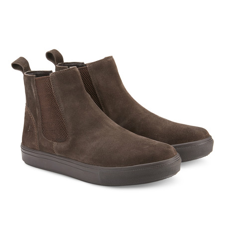 Wharton Chelsea Boot //BROWN (US: 7.5)