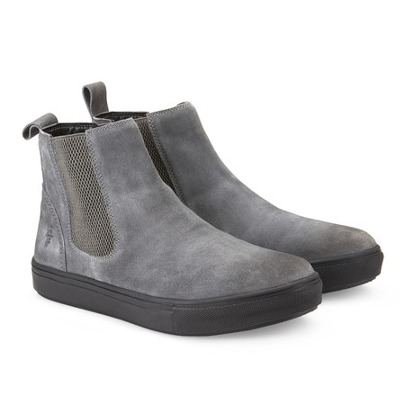 Wharton Chukka Boot // Gray (US: 7.5)