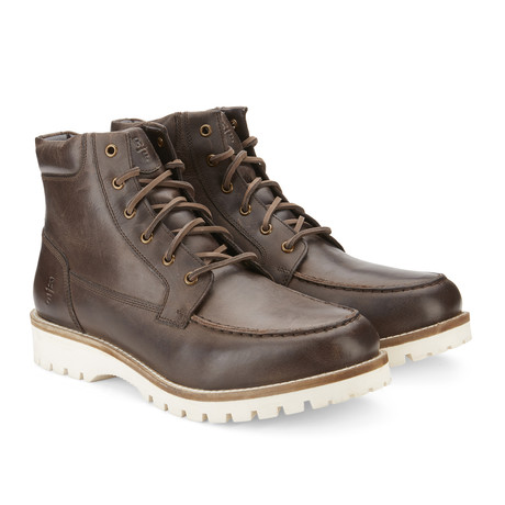Fynn High-Top Boot // Brown (US: 7.5)