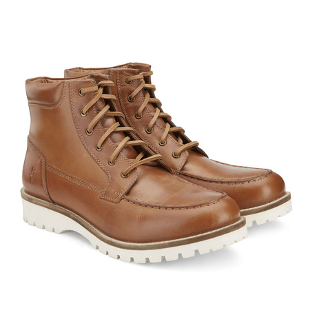 Fynn High-Top Boot // Tan (US: 7.5)