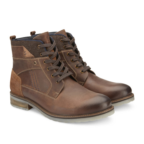 Garnock Mid-Top Boot // Brown (US: 7.5)