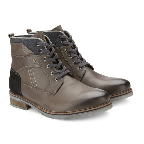 Garnock Mid-Top Boot // Charcoal (US: 7.5)