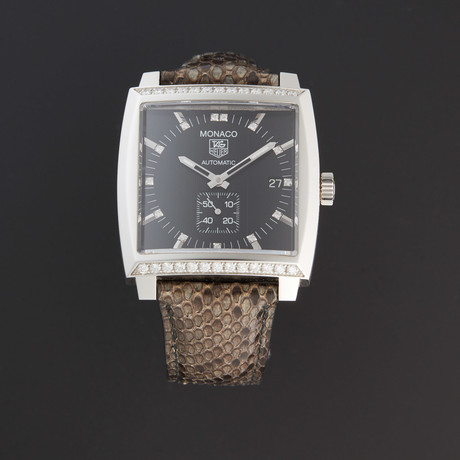 Tag Heuer Monaco Automatic // WW2118.FC6216 // Store Display