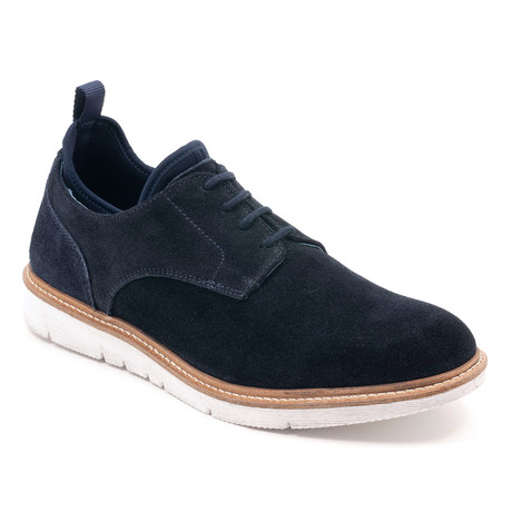 Colombia // Navy Suede (US: 8)