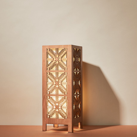 Robie House Sconce Lightbox