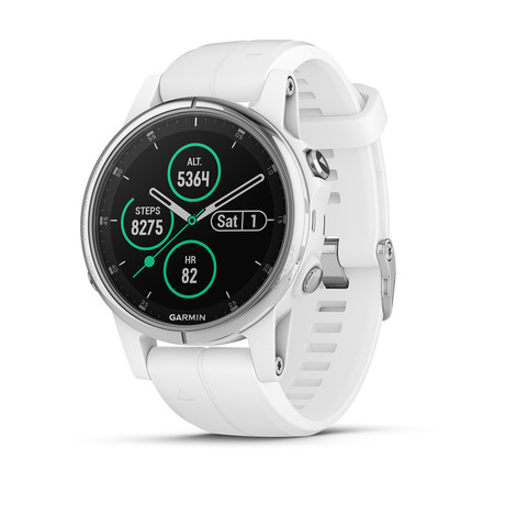 Garmin Fenix 5S Plus Quartz // 010-01987-00