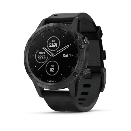 Garmin Fenix 5 Plus Quartz // 010-01988-06