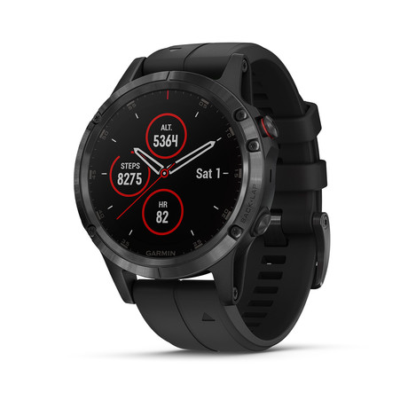 Garmin Fenix 5 Plus Quartz // 010-01988-00