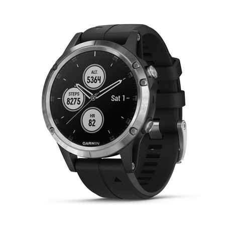 Garmin Fenix 5 Plus Quartz // 010-01988-10