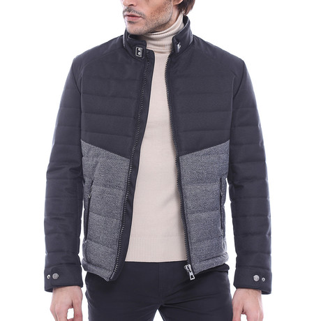 Gustin Coat // Black (Euro: 44)
