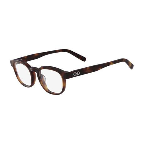 Ferragamo // SF2779 Eyeglass Frames // Havana