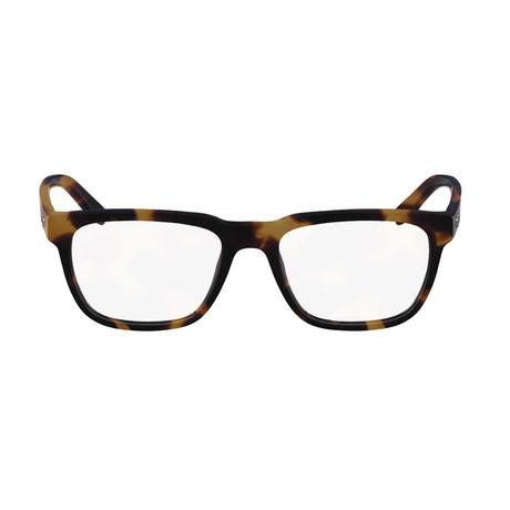 Ferragamo // SF2780 Eyeglasses // Havana
