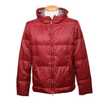 Bruno Jacket // Burgundy (M)