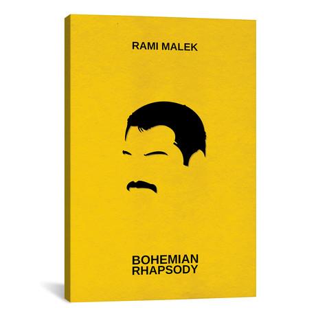 """Bohemian Rhapsody // Minimalist Poster (18""""W x 26""""H x 0.75""""D)"""