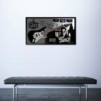 Signed + Framed Guitar // Ozzy Osbourne