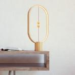 Heng Balance Lamp // Wood (Dark Wood)