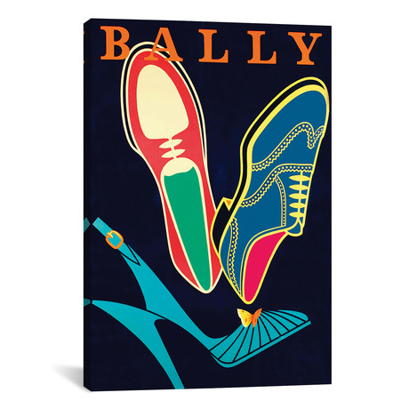 Bally Shoes // Vintage Apple Collection