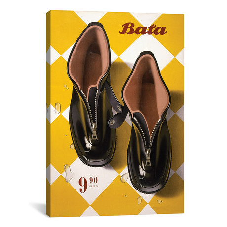 Bata Rubbers // Vintage Apple Collection