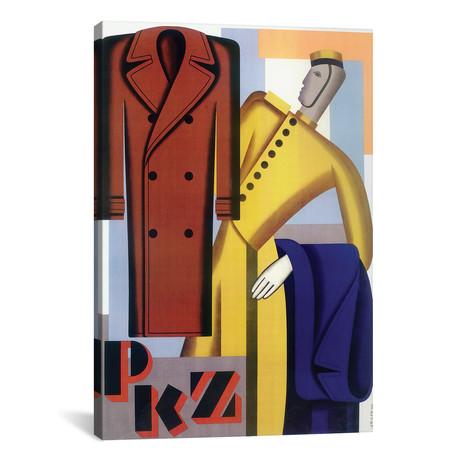 PKZ Men`s Fashions // Vintage Apple Collection
