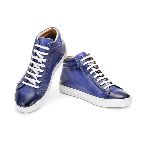 Monet Sneaker // Blue (UK: 10)