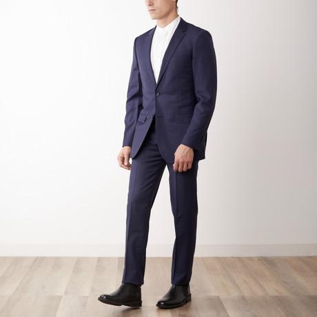 Slim-Fit Suit // Beautiful Blue (US: 34R)