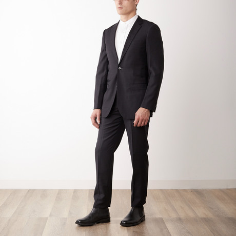 Slim Fit Suit // Charcoal (US: 36S)
