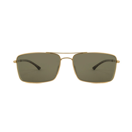 Smith // Outlier Chromapop Polarchromic Polarized Sunglasses // Matte Gold + Green