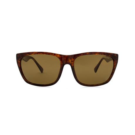 Smith // Tioga Square Sunglasses // Vintage Havana + Brown