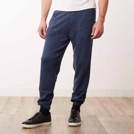 Lounge Knit Jogger / Navy (M)