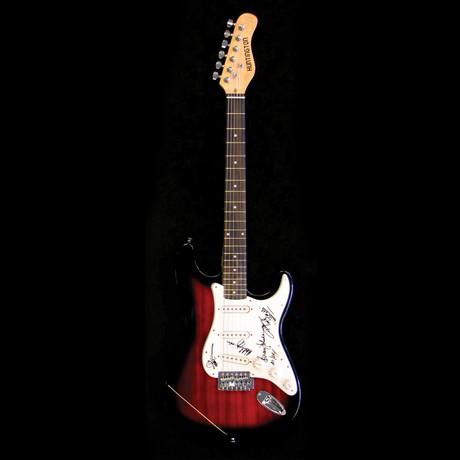 AC-DC // Signed Stratocaster (Unframed)