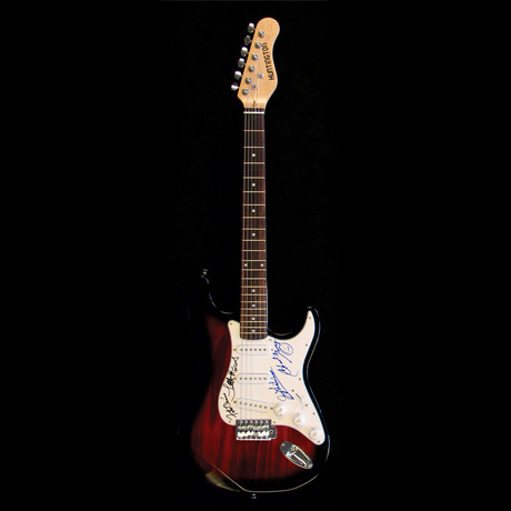Architects Of Rock 'N' Roll // Signed Stratocaster (Unframed)