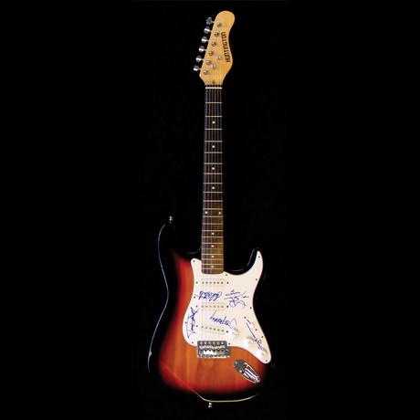 Aerosmith // Signed Stratocaster (Unframed)