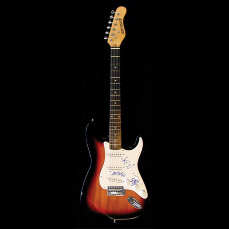 Credence Clearwater Revival // Signed Stratocaster (Unframed)