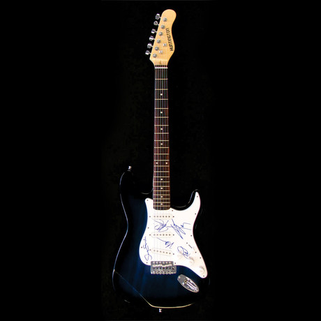 Journey // Signed Stratocaster (Unframed)