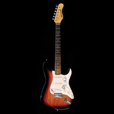 Led Zeppelin // Signed Stratocaster (Unframed)