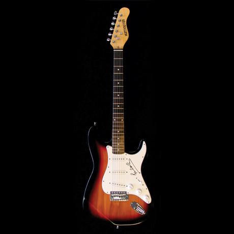 Paul McCartney // Signed Stratocaster (Unframed)
