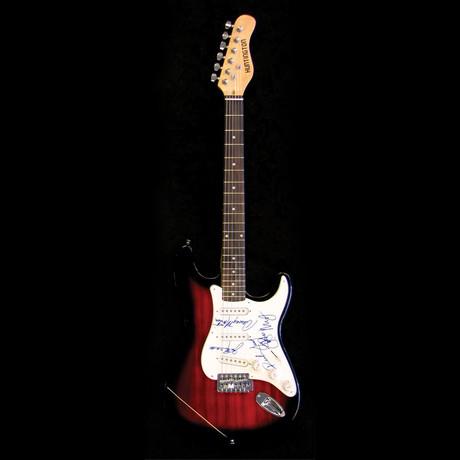 Buffalo Springfield // Signed Stratocaster (Unframed)