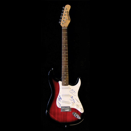 Tom Petty And The Heartbreakers // Signed Stratocaster (Unframed)