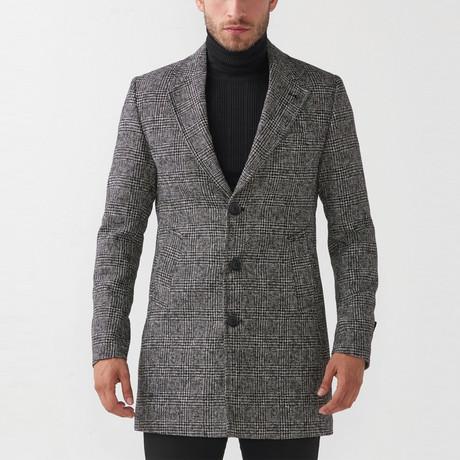 Highland Coat // Black (Euro: 44)