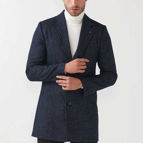 Imperial Coat // Dark Blue (Euro: 48)