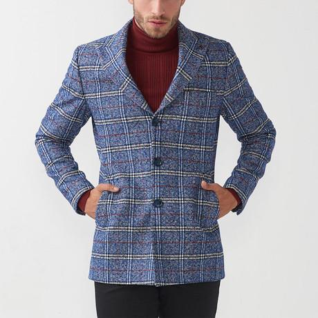 Melrose Coat // Sax (Euro: 46)