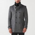Olvera Coat // Anthracite (Euro: 44)