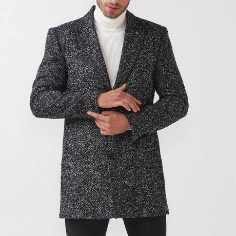 Branham Coat // Black (Euro: 44)
