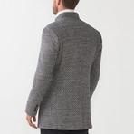 Davis Coat // Gray (Euro: 44)