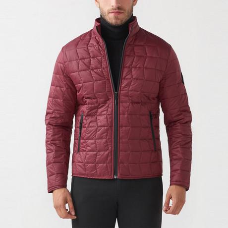Bestir Coat // Claret Red (Euro: 46)