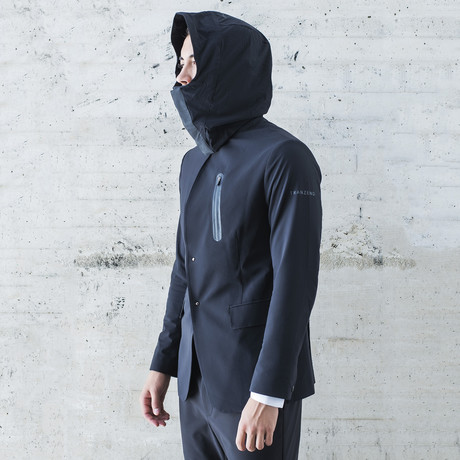 Ultra Suite Jacket // Modern Look // Black (2XL)